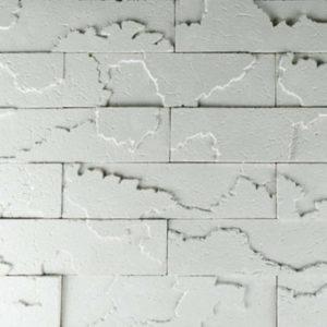 Декоративный гипсовый кирпич 3D Мозаик