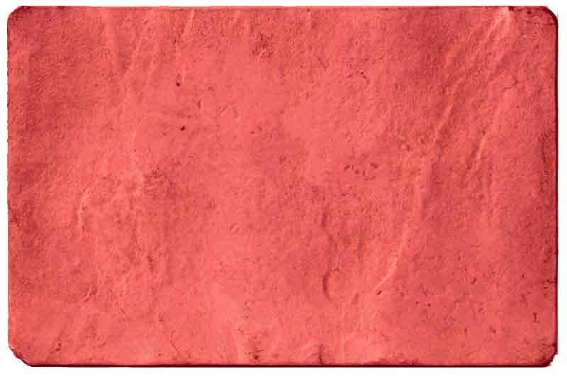 Брук большой, красный, 50 мм