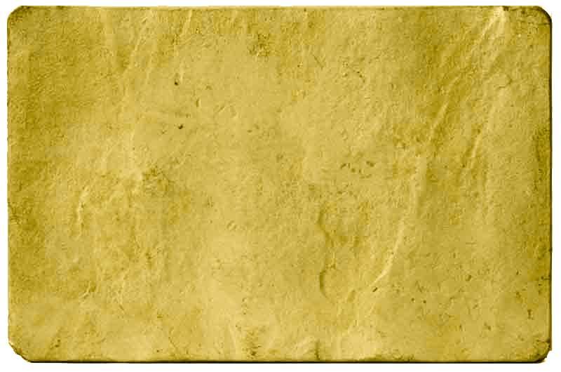 Брук большой, желтый, 50 мм