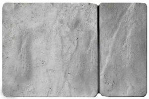 Брук комбинированный, серый, 50 мм