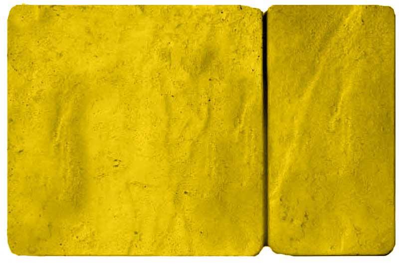 Брук комбинированный, желтый, 50 мм