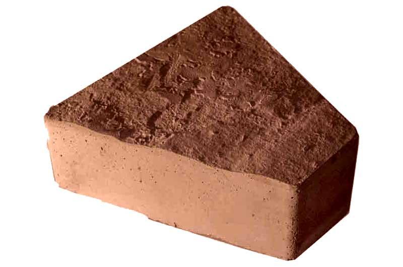 Брук Римский 2 коричневый, 50 мм
