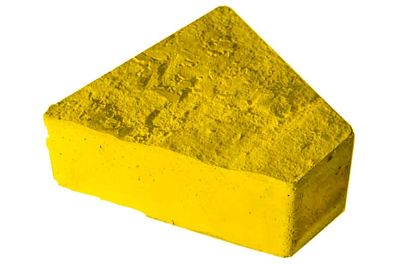 Брук Римский 2 желтый, 50 мм