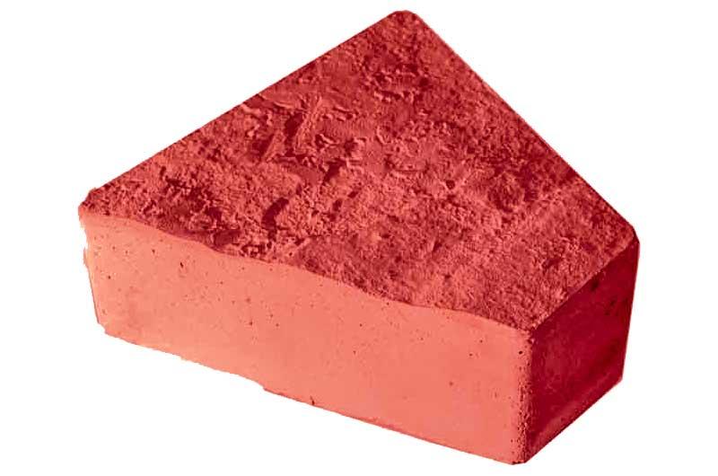 Брук Римский 2 красный, 50 мм