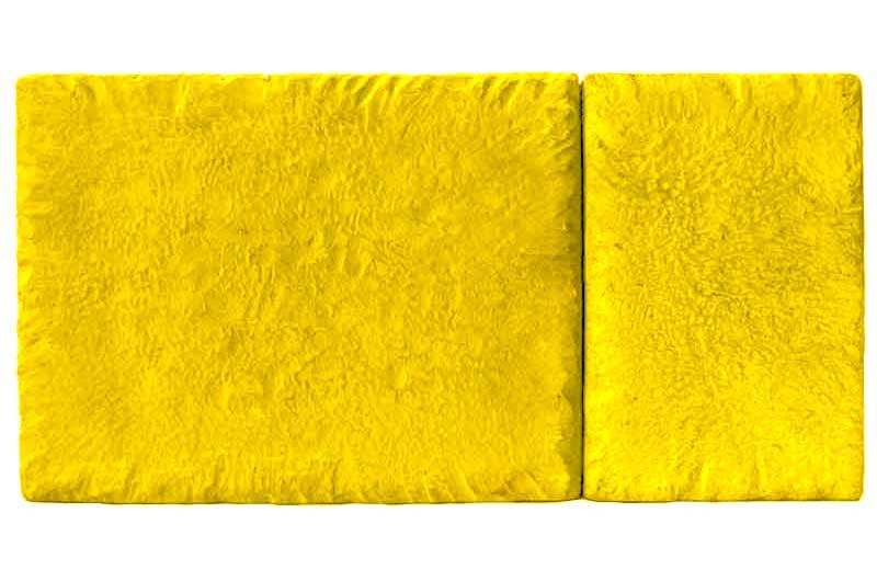 Брусчатка Марсель, желтая, 50 мм