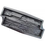 """Форма для фасадной плитки """"Аспидный сланец №1 480х190 (П)"""
