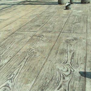 """Штамп для печатного бетона """"Палубная доска"""""""