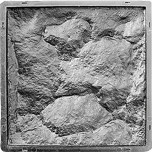 Колотый (рваный) камень №2 267х267