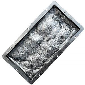Колотый (рваный) камень 255х128