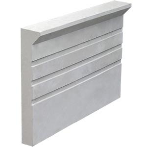 Форма подступёнок для облицовки лестниц