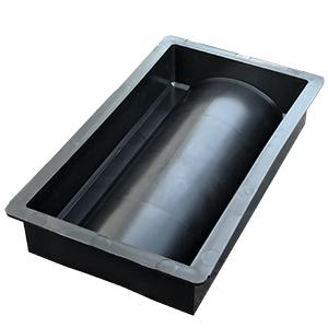 Форма водосток короткий 330х180х60 В
