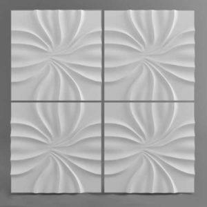 Форма для 3D панелей Абелия