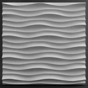 Форма для 3D панелей Акрукс