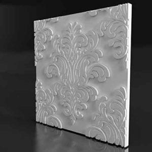 Форма для 3D панелей Baroque