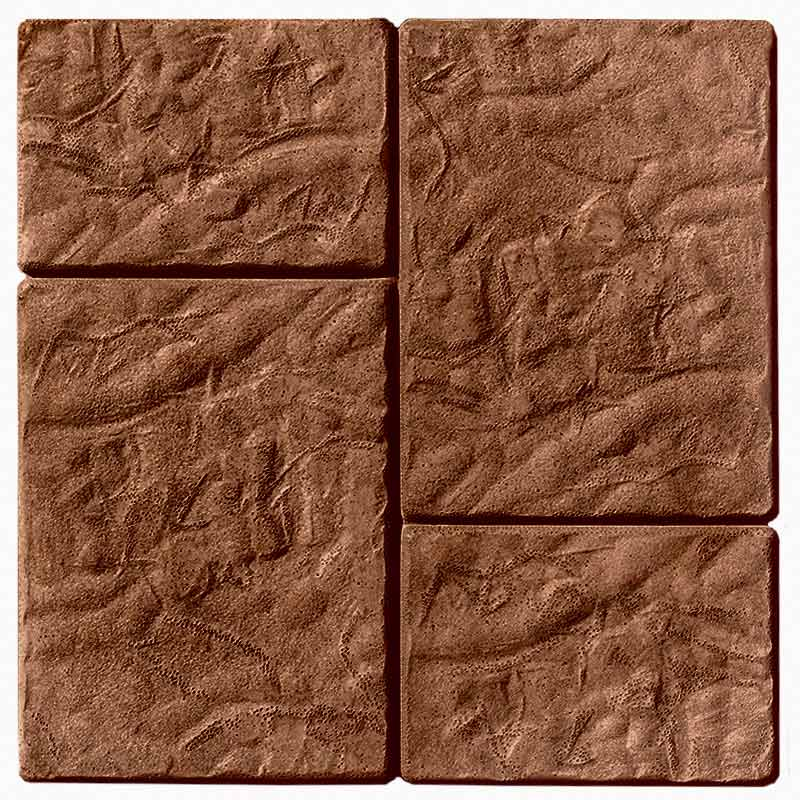 Брук-монолит коричневый