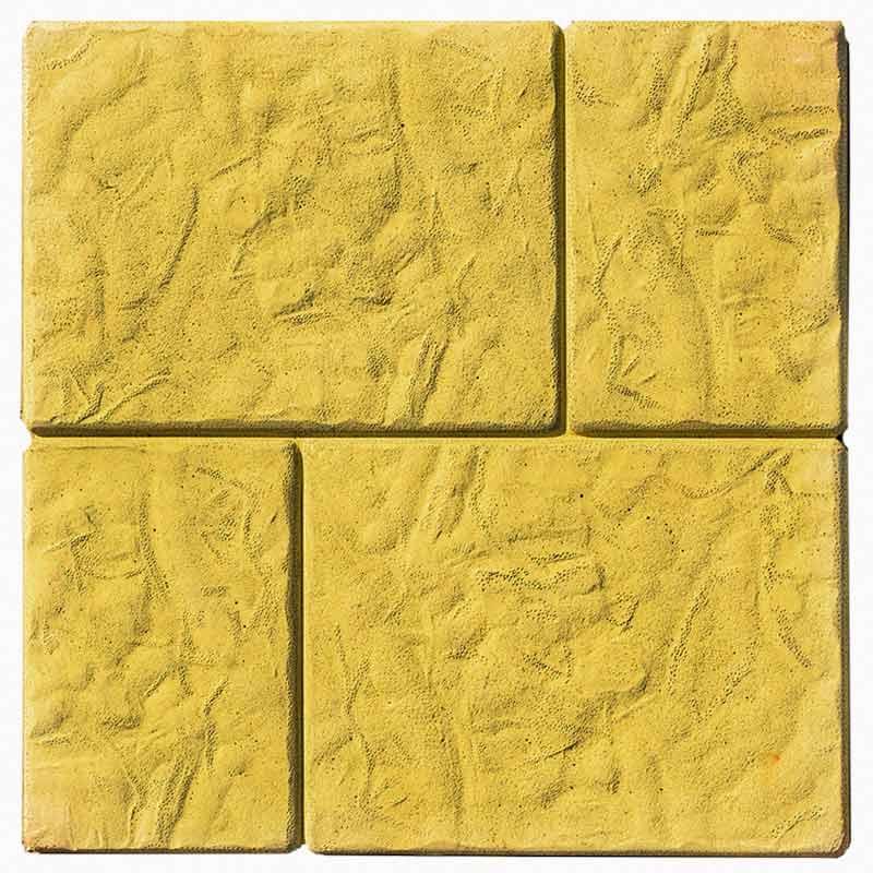 Брук-монолит желтый