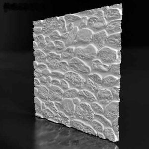 Форма для 3D панелей Булыжник