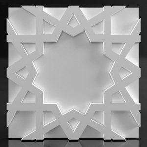 Форма для 3D панелей East-2