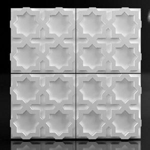 Форма для 3D панелей East-3