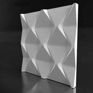 Форма для 3D панелей Falls