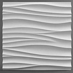Форма для 3D панелей Горизонт