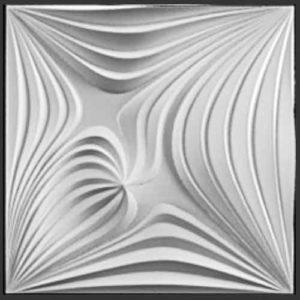 Форма для 3D панелей Flame