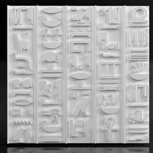 Форма для 3D панелей Pharaoh