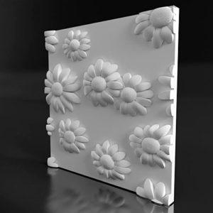 Форма для 3D панелей Ramashka