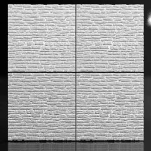 Форма для 3D панелей Сланец