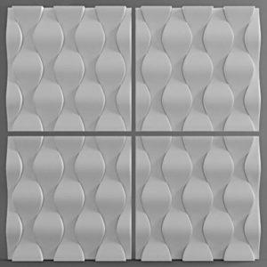 Форма для 3D панелей Унвил