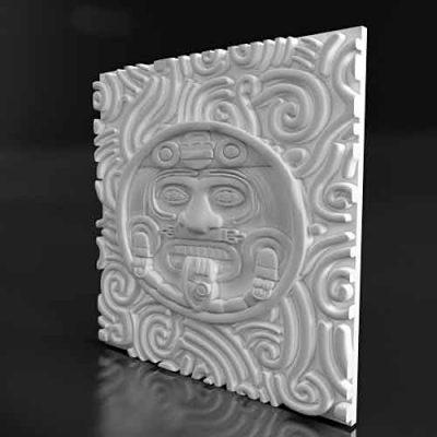 Форма для 3D панелей May-1
