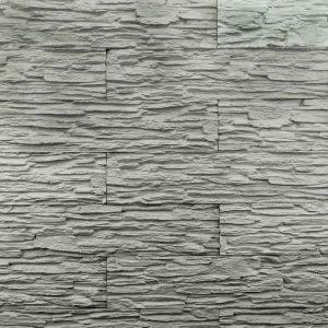Декоративный гипсовый камень Мелкий сланец